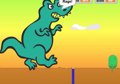 Google Chromeの「インターネット接続がありません」画面で遊べるゲームっぽい教材